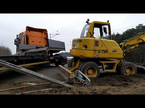 Wideo1: Wypadek na przejeździe kolejowym przed Zbąszyniem