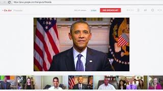 Fireside Google+ Hangouts On Air
