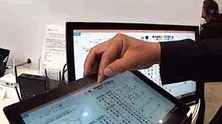 【教育現場はどうIT化されていくのか】タッチパネルやタブレットを活かしてインタラクティブな授業を実現する技術