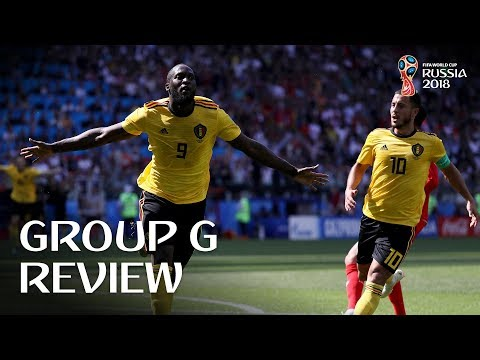 Belgium And England Progress - Group G Review!