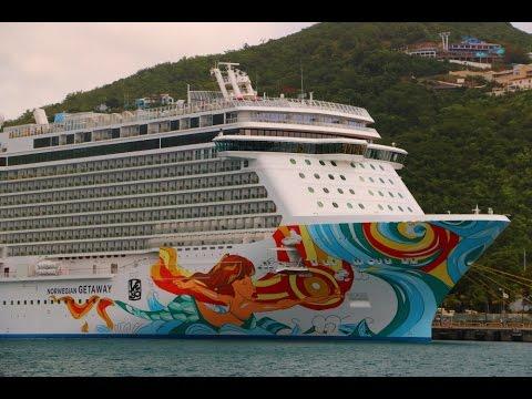 NCL Getaway Eastern Caribbean cruise