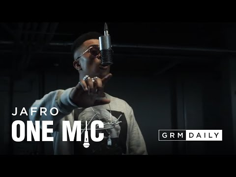 Jafro – One Mic Freestyle   GRM Daily