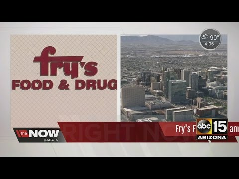 Fry's Food & Drug store announces new location