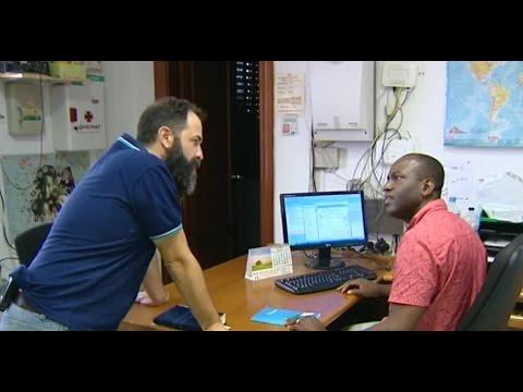 Las dificultades de los refugiados en España