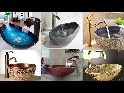 New Modern Hand  Wash Basin Or Sink / Stylish n Desinger Solid Sink  images Collection