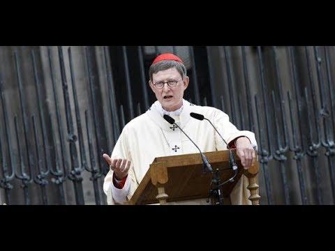 Kardinal Rainer Maria Woelki kritisiert die AfD -