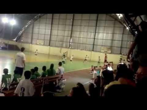 Gol Dudu Coritiba Futsal Cancun contra o  Assifusa  em Irati