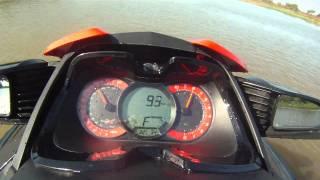 10. SeaDoo rxt-x 260 RS de 0 - 100km/h