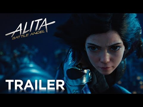 Alita: Battle Angel Tamil movie Official Teaser / Trailer