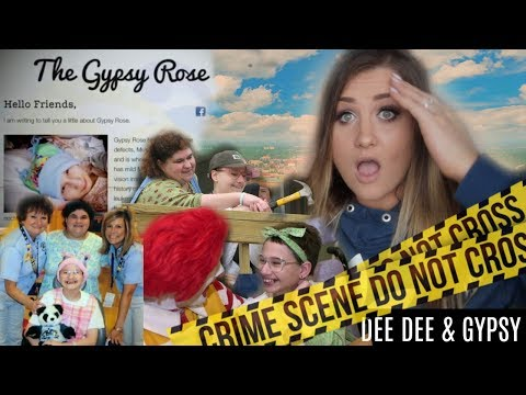 BIGGEST LIE EVER ENDS IN TRAGEDY! Case of Dee Dee and Gypsy (видео)