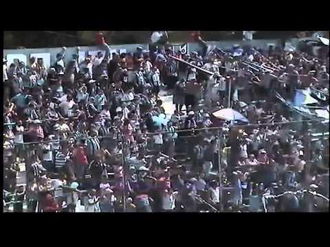 La hinchada el Sabado frente al equipo de Caseros - La Banda Tricolor - Almagro