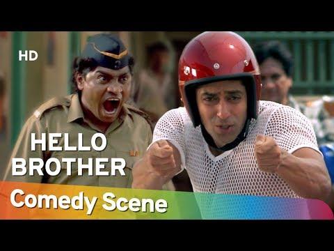 Hello Brother - Superhit Comedy Scene - Salman Khan - #Shemaroo Comedy