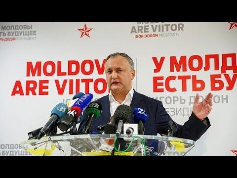 Μολδαβία: Νίκη για τον φιλορώσο υποψήφιο στις προεδρικές εκλογές