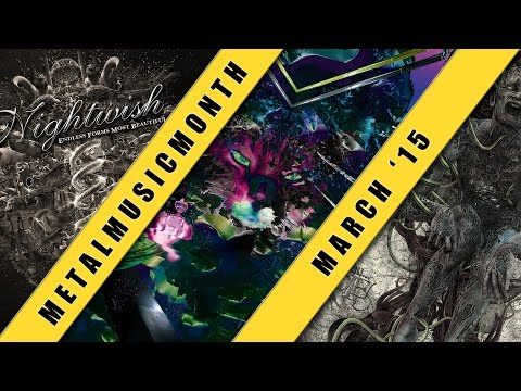 MMMonth - Mar'15 (Nightwish, Pryapisme, Maladie) смотреть онлайн