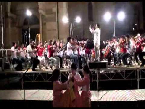 Orquesta juvenil colombiana con paso firme en Europa