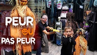 Video VLOG -  PEUR OU PAS PEUR ? HALLOWEEN 2017 🎃 MP3, 3GP, MP4, WEBM, AVI, FLV Oktober 2017