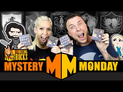 Mystery Monday Episode 10: Game of Thrones Funko Mystery Minis Series 2