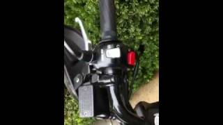 2. 2011 Zuma 125 scooter review
