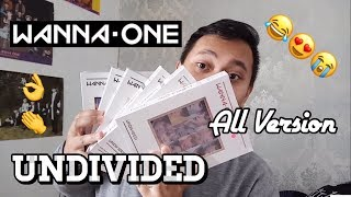 WANNA ONE SPECIAL ALBUM UNDIVIDED UNBOXING [Bahasa Indonesia]