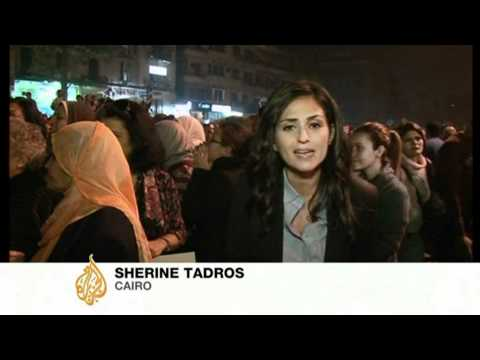 Al-Jazeera Report on Women's Protests