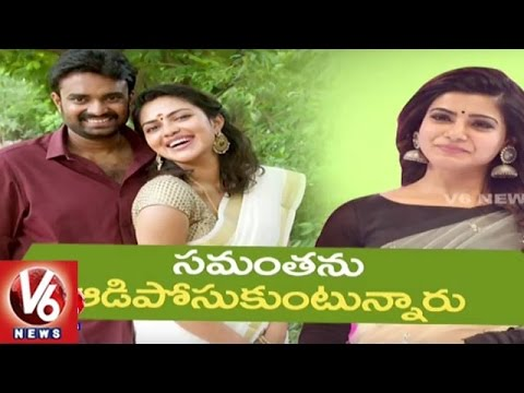 Amala Paul In Place Of Samantha In Vada Chennai Film