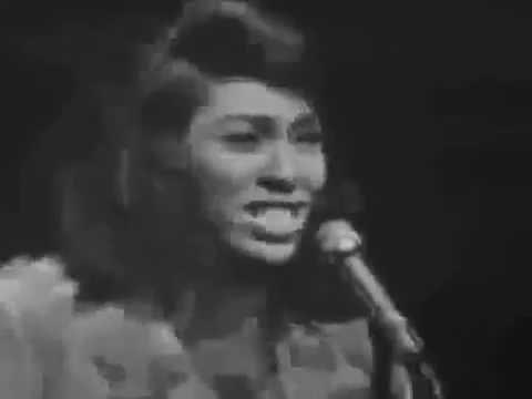 Ike amp Tina Turner - A Fool In Love  - live 1960