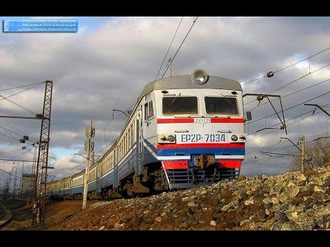 [RTrainSim] Мультиплеер на пригородном (Симулятор железной дороги)