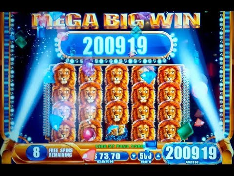 King of Africa Slot – Jackpot Handpay – $10 Bet!