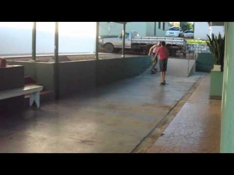 Skate Salto Do Lontra #2