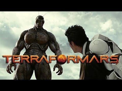 Terra Formars - Trailer español?>