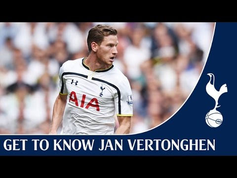 Video: Everything you want to know about... Jan Vertonghen!