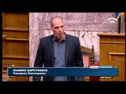 Γ. Βαρουφάκης: Υπάρχει θέμα δημοκρατίας στην Ευρώπη