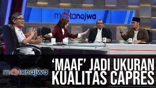 Video Mata Najwa - Satu atau Dua: `Maaf` Jadi Ukuran Kualitas Capres (Part 4) MP3, 3GP, MP4, WEBM, AVI, FLV Oktober 2018