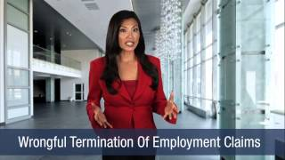 Wrongful Termination of Employment Cliams