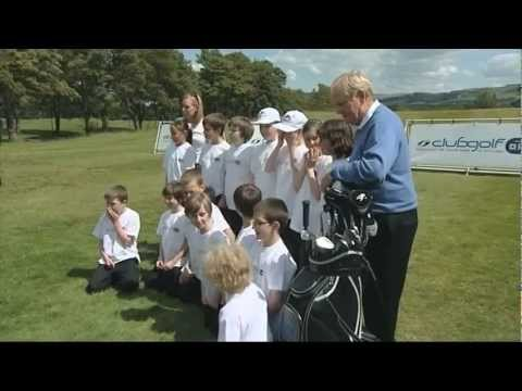 Jack Nicklaus on the Open