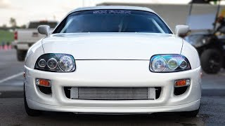Record Holding Supra DOMINATES Thunder Valley! by 1320Video