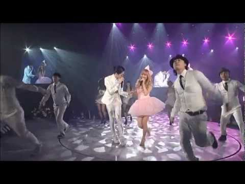 110819 Jessica(SNSD) ft. HeeChul(Super Junior)- Barbie Girl