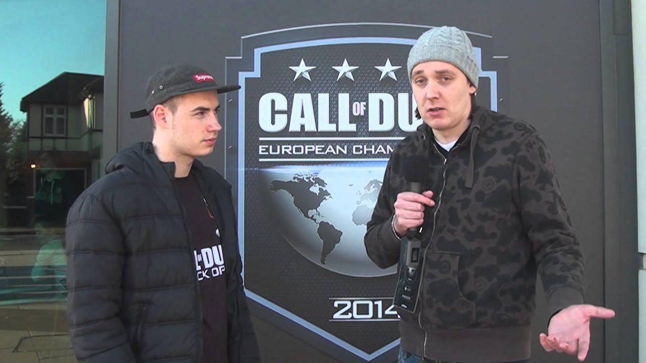 Video-item: Het Europese Call of Duty: Ghosts kampioenschap in Londen