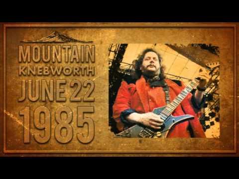 MOUNTAIN: Live at Knebworth 1985 (Audio) (видео)