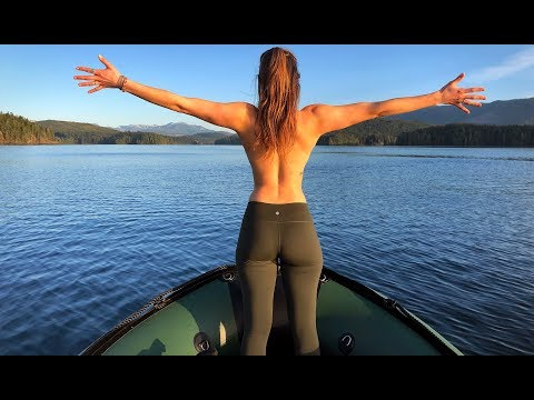 SHE WENT WILD | Boat Life | Living Off The Grid Ep.6