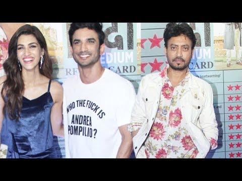 UNCUT: Hindi Medium Success Party | Irrfan Khan |