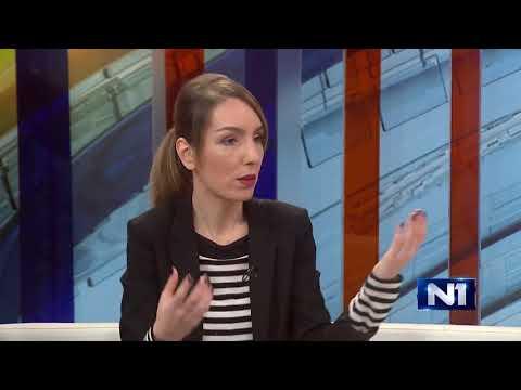 Маја Виденовић у емисији Нови дан на ТВ Н1 (4.11.2017)