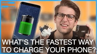 We test a few common types of chargers to find out what you should be looking for to charge your phone the fastest.Buy USB hubs, chargers + more at NCIX :Canada: http://www.ncix.com/vendor/linke-61-4820.htm?a_aid=c6bf19fe&a_cid=0c357c74US: http://www.ncixus.com/vendors/?vendorid=4820See news sources + discuss on our Forums: http://forums.ncix.com/&a_aid=c6bf19fe&a_cid=0c357c74Get Official NCIX Tech Tips T-shirts here! http://www.ncix.com/techtips?a_aid=c6bf19fe&a_cid=0c357c74Social Media:Instagram(NCIX Tech Tips): https://instagram.com/ncixtechtipsTwitter (NCIX Tech Tips): https://twitter.com/ncixtechtipsTwitter (Official NCIX): https://twitter.com/ncixdotcom/Instagram(Official NCIX): https://instagram.com/ncixdotcom/Facebook: https://facebook.com/ncixdotcom/Twitch: https://www.twitch.tv/ncixofficialEpisode Credits:Host: Riley MurdockWriter: Anthony ChowEditor: Barret Murdock