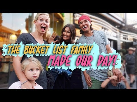 The Bucket List Family Made Our Day! (WK 406.2) | Bratayley