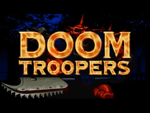 Mutant Chronicles - Doom Troopers (SNES)