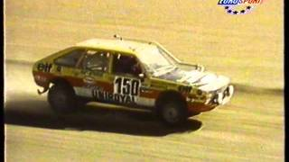 A history of the Paris Dakar Rally 1979-1997, transmitted on UK television 1997.