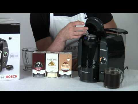 Review: Tassimo T10 Coffee Maker
