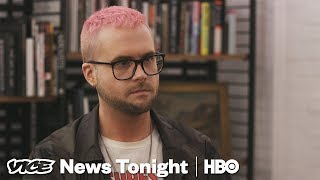 Video Christopher Wylie: The Whistleblower Who Exposed Cambridge Analytica's Facebook Scam (HBO) MP3, 3GP, MP4, WEBM, AVI, FLV Mei 2018