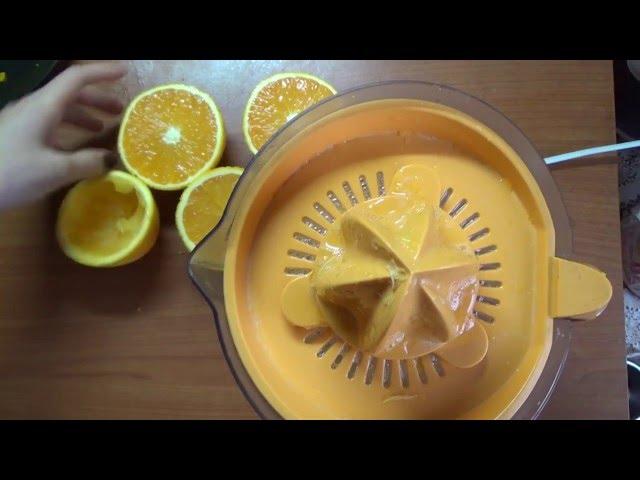 Постный апельсиновый кекс с маком (веганский). Рецепт для мультиварки и духовки.