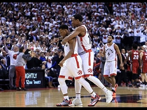 Kyle Lowry, DeMar DeRozan Lead Toronto to the Eastern Conference Finals